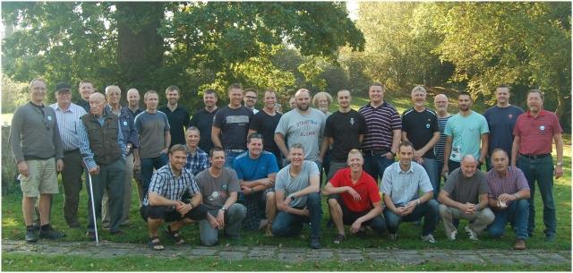 Nanok expedition meeting. Kalø 1.  October 2011