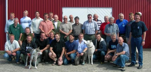 Nanok expedition meeting, Frederiksværk 2005